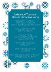 Christmas Party Invitation, CPIT-11