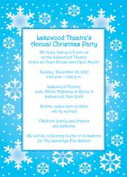 Christmas Party Invitation, CPIT-12